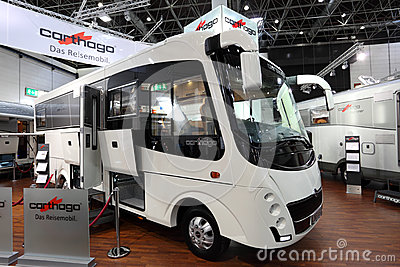 Carthago recreational vehicle Editorial Stock Image