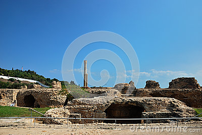 Carthago in Tunesië
