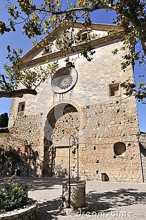 Carthusian Monastery in Valldemosa