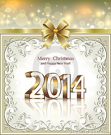 Cartolina d auguri di Natale 2014