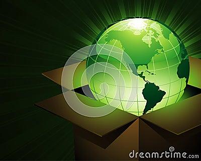 Carton earth