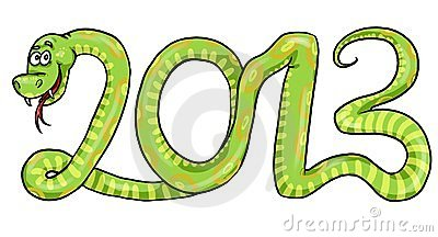 Cartoon 2013 Snake