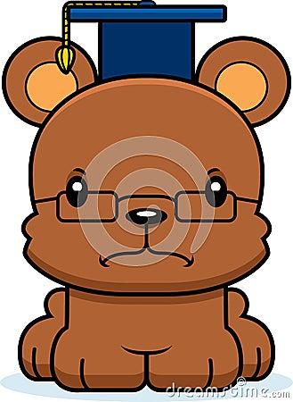 Cartoon Angry Teacher Bear Stock Vector - Image: 55534160