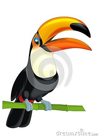 Free Cartoon Animal - Illustration For The Children Stock Image - 37748131