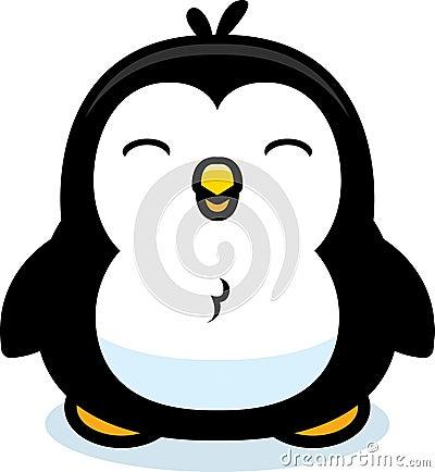 Cartoon Baby Penguin Stock Vector Image 41817871