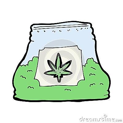 Cannabis Travel Bag