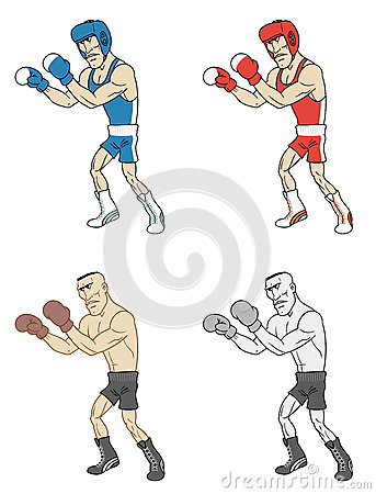 http://thumbs.dreamstime.com/x/cartoon-boxers-four-versions-boxing-fighter-design-40079917.jpg