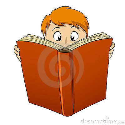 cartoon reading boy illustration young vector books story fanfic fairy tail past future vs lecture french trophy winner golden cup