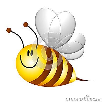 Cartoon bees flying - photo#15