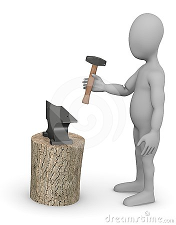 the anvil and the hammer pdf