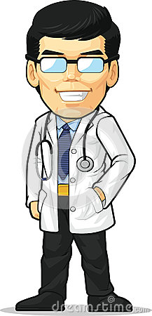 Cartoon of Doctor