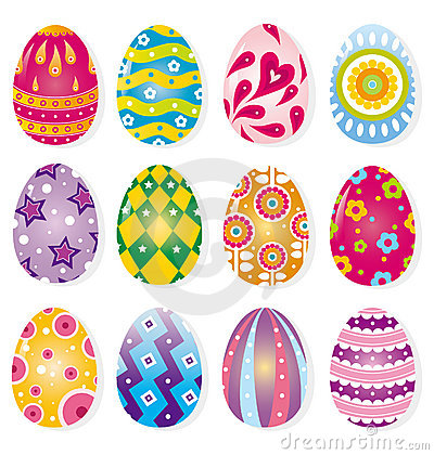 Cartoon Easter Egg Royalty Free Stock Photos   Image  17422948 BS0tkLqk