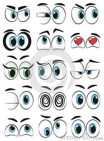 Free Cartoon Eyes Stock Photos - 31638083