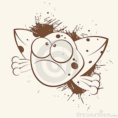 Free Cartoon Frog Stock Image - 9243021