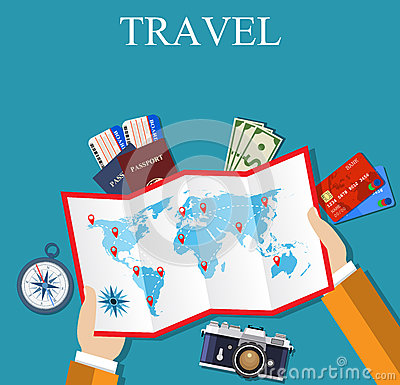 Details likewise Stock Illustration Cartoon Hands Hold Folded Paper Map World Color Point Markers Flat Travel Background Summer Holidays Vacation Vector Image71547758 further 9 Online Tools To Create Custom Maps And Get Directions moreover Details besides Details. on gps navigation directions map