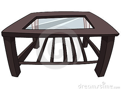 Cartoon table cartoon home furniture table