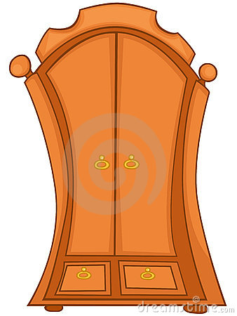 More similar stock images of ` Cartoon Home Furniture Wardrobe `
