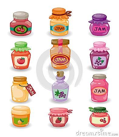 Free Cartoon Jam Card Royalty Free Stock Photography - 22504817