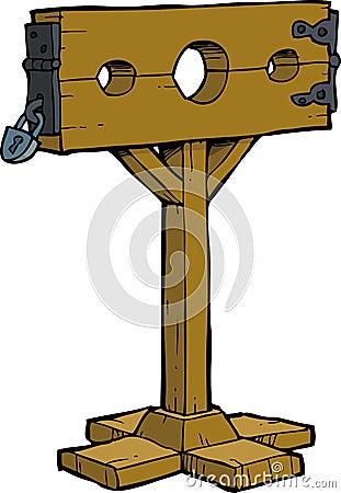 Free Cartoon Medieval Stocks Royalty Free Stock Photography - 67011277