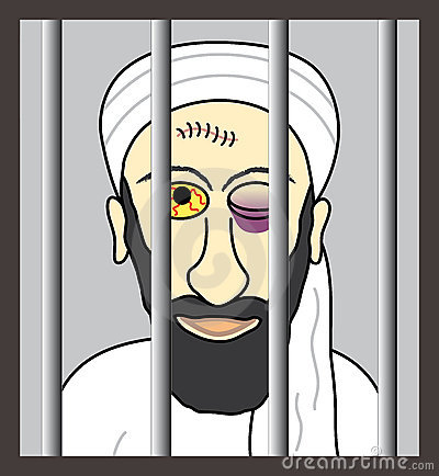 usama in laden cartoons. CARTOON OSAMA BIN LADEN BEHIND