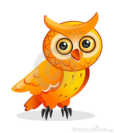 Free Cartoon Owl Stock Images - 16531984