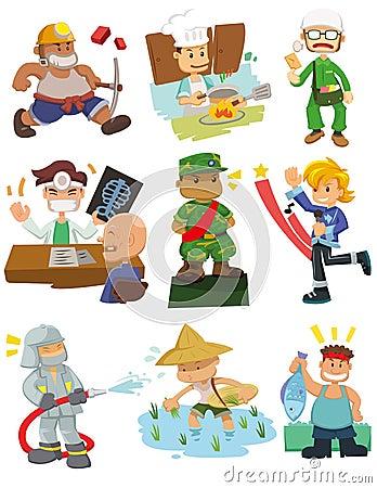 Cartoon People ...