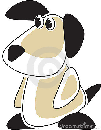 Cartoon Puppy