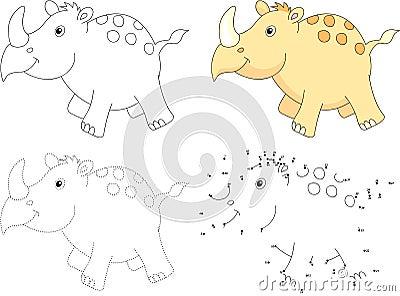 rhino games for kids