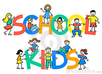 Cartoon School Kids/eps