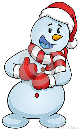 Image result for snowman with thumbs up