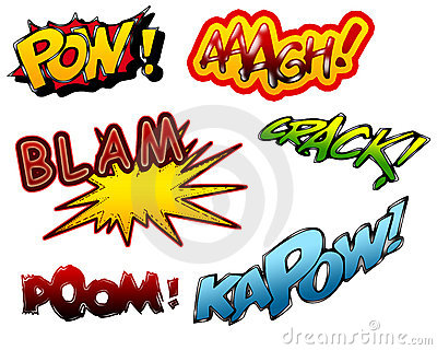 Cartoon sound effects 01