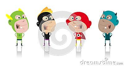 Cartoon Super Kids !