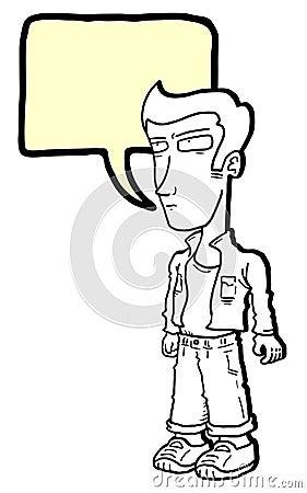 Cartoon talk