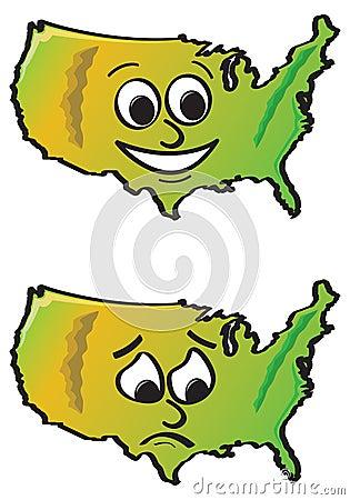 Cartoon USA