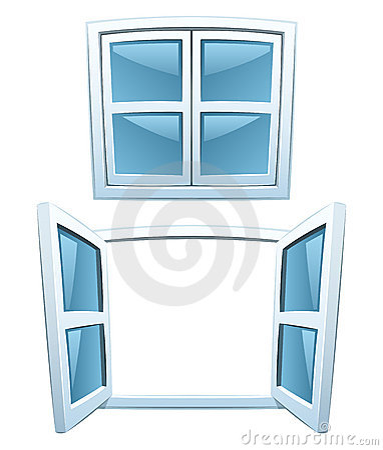 Free Cartoon Windows Stock Images - 8759774