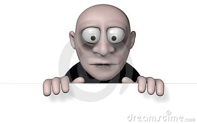 Cartoon Zombie Stock Photo - Image: 23530760