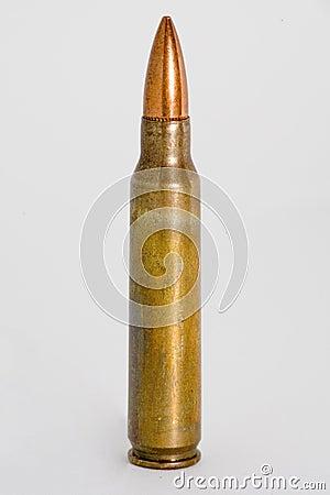 Cartouche de M-16 5.56mm