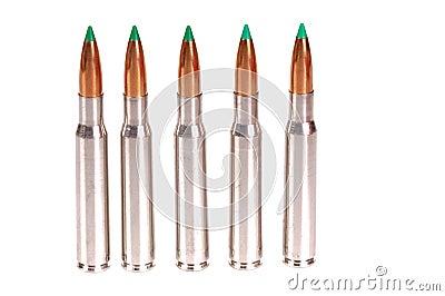 30-06 Cartridges Royalty Free Stock Photo - Image: 37472725