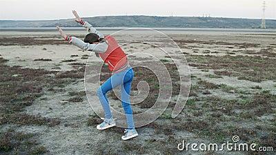 cartwheel robi dziewczyny zbiory