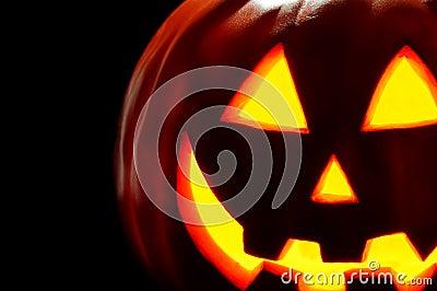 Carved Jack O Lantern