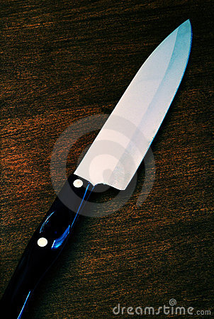 Free Carving Knife Stock Photography - 3757932