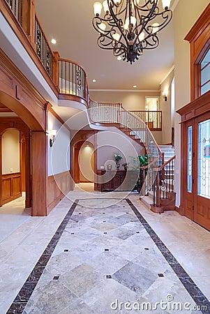 Casa americana fotos de stock royalty free imagem 2114748 - Casas americanas interiores ...