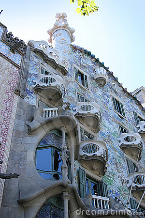 Casa Batllo 2 Editorial Image