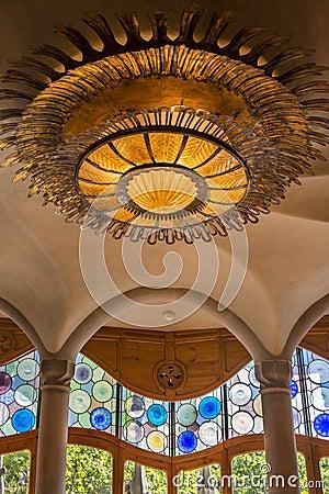 Casa Batllo - Barcelona - Spain Editorial Photography