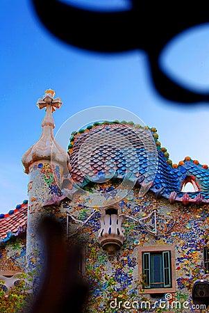 Free Casa Batllo In Barcelona Stock Images - 3663774