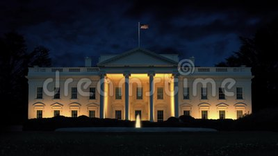 A casa branca na noite filme