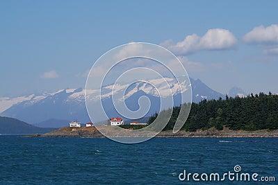 Casa chiara dell Alaska