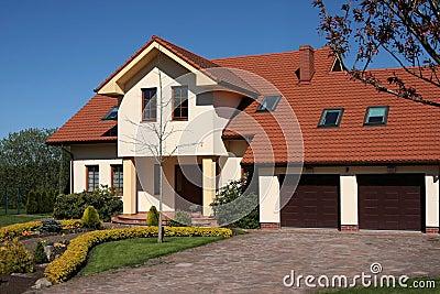 Casa classica immagini stock libere da diritti immagine for Immagini casa classica