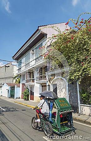 Casa coloniale nella regione intra muros di manila for Casa coloniale francese