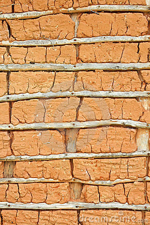 Casa da lama (textura)